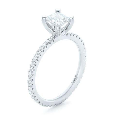 custom diamond engagement ring 102941 seattle bellevue