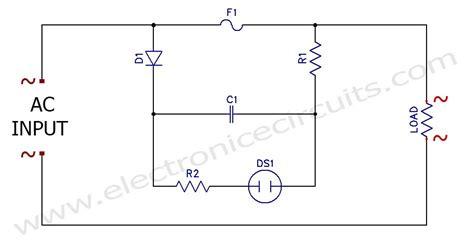 Neon Lamp Filament Semiconductor Blown Fuse Indicator