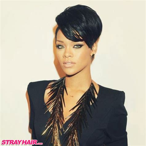 Looking For Black Hairstyles by Rihannas Many Great Hairstyles Strayhair
