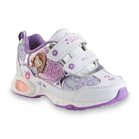 baby light up shoes new disney 39 s sneaker sofia light up