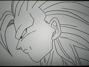 Goku Super Saiyan 3 By Supervegita On Deviantart