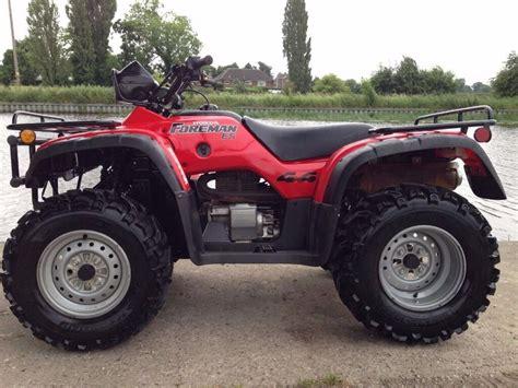 Honda Trx 450 Foreman Farm Quad Atv 420 500 4x4
