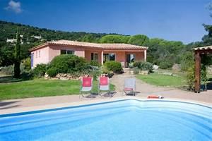 location villa 4 a 6 personnes avec piscine a santa giulia With location villa 4 personnes avec piscine