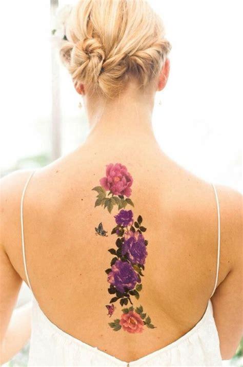 schiena fiori 1001 idee di tatuaggi fiori per scegliere quello ad hoc