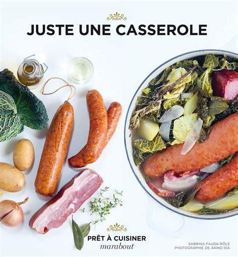 librairie cuisine livre juste une casserole sabrina fauda rôle marabout
