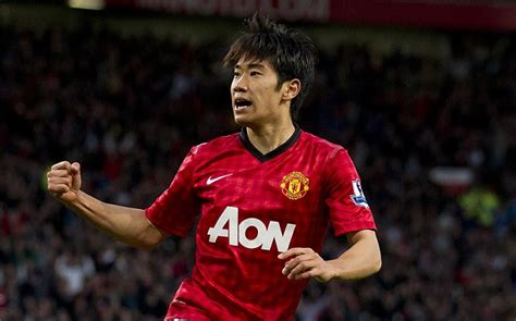Kagawa I Used To Watch United On Tv When I Was A Child