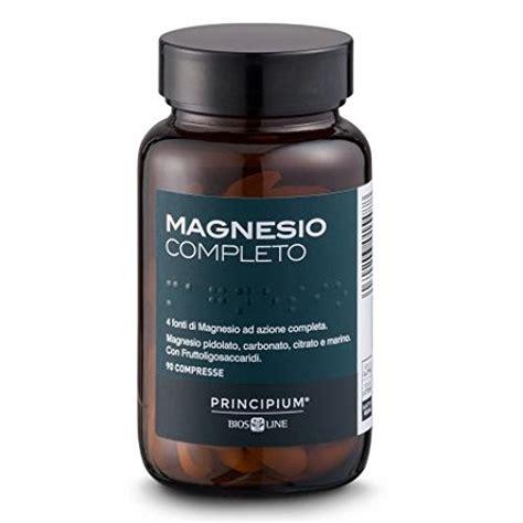 magnesio supremo opinioni magnesio completo 2019 caratteristiche uso e benefici