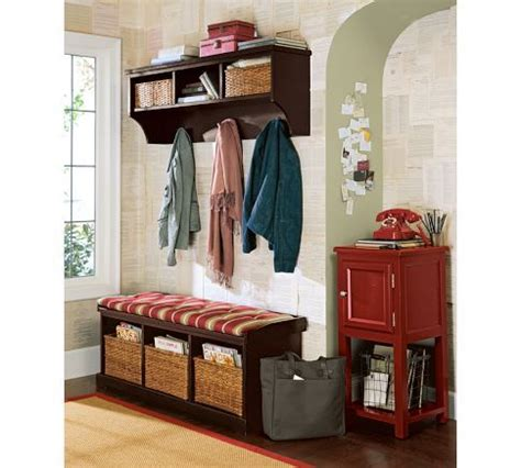 Hallway Organization And Entryway Furniture Collection by Entryway Collection Pottery Barn This