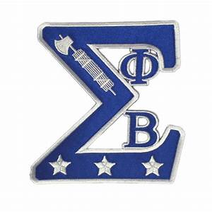 G1660 phi beta sigma symbol patch with letters 5quot ebay for Phi beta sigma letters