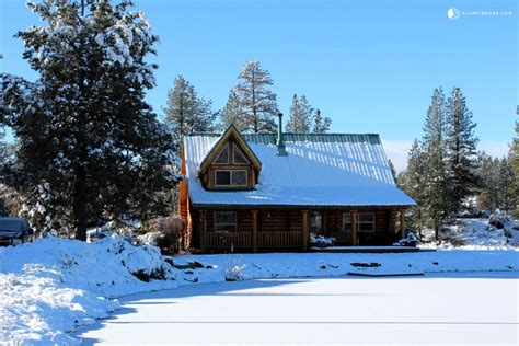 crater lake cabins cabin rental crater lake national forest oregon