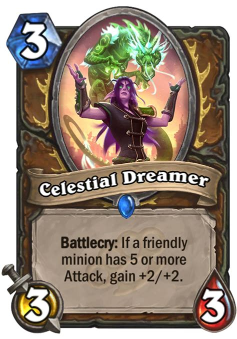 Top Tier Decks Hearthstone by Celestial Dreamer Hearthstone Card