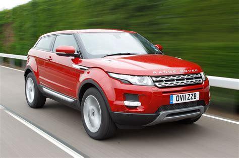 car range range rover evoque