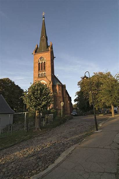 Zinnowitz Germany Wikipedia Commons Protestant Church Wiki