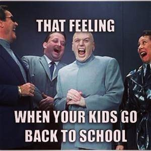 Pics For > Back To School Meme For Parents