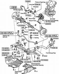 1994 Toyota 4runner Vacuum Diagram