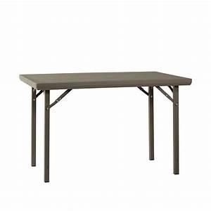 Table Pliante De Cuisine : table pliante rectangulaire en plastique xl premium 4 ~ Teatrodelosmanantiales.com Idées de Décoration