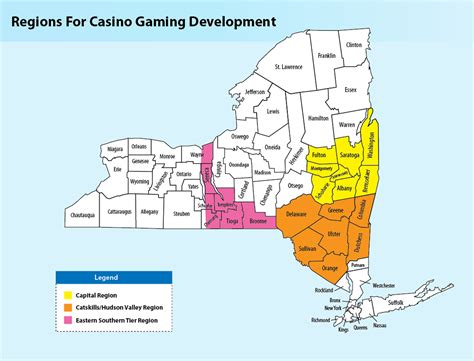 Indian Gaming > New York passes over tribes for first ...