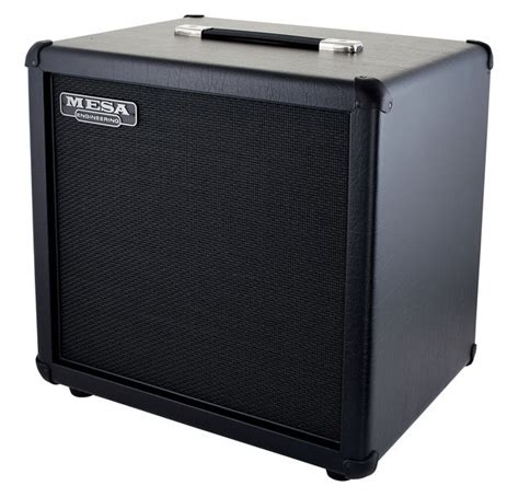 mesa boogie 1x12 quot recto cabinet thomann united states