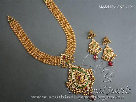 Gold Jewellery Necklace Set From Tibarumal Harris Jewelry 1800 Number Sell Virginia Beach Children's Cheap Toledo Ohio Tous Used San Francisco Colorado Springs Henkel Box