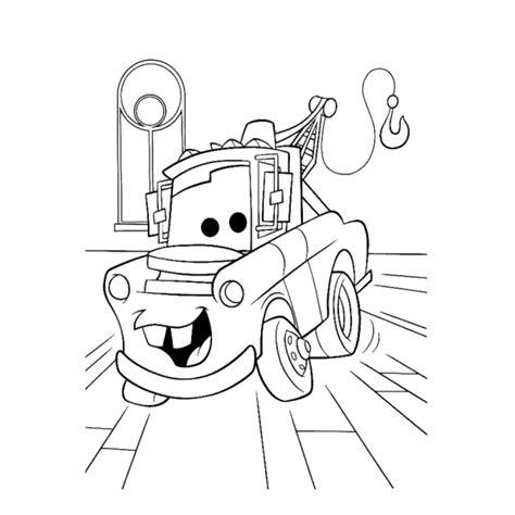 disegni da colorare per bambini cars disegno di cricchetto cars da colorare per bambini