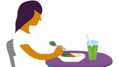 During Healthy Pregnancy Staying Stay Well Anim