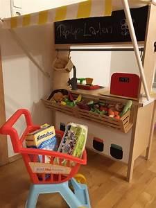 Wie Geht Französisch Im Bett : ikea hack so machst du aus deiner kinderk che duktig einen kaufladen kind pinterest ~ Watch28wear.com Haus und Dekorationen