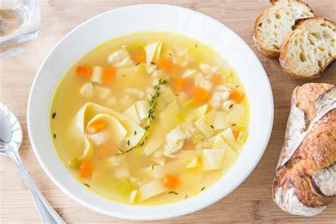 chicken noodle soup recipe quick chicken noodle soup