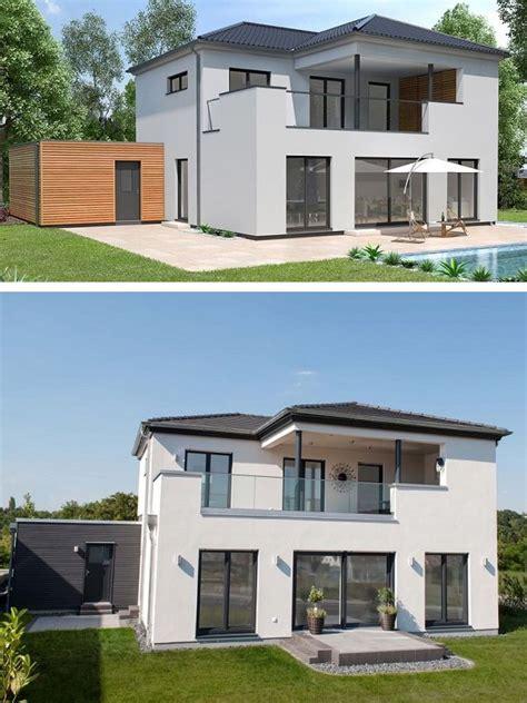 Moderne Häuser Und Gärten by Moderne Stadtvilla Mit Walmdach Architektur