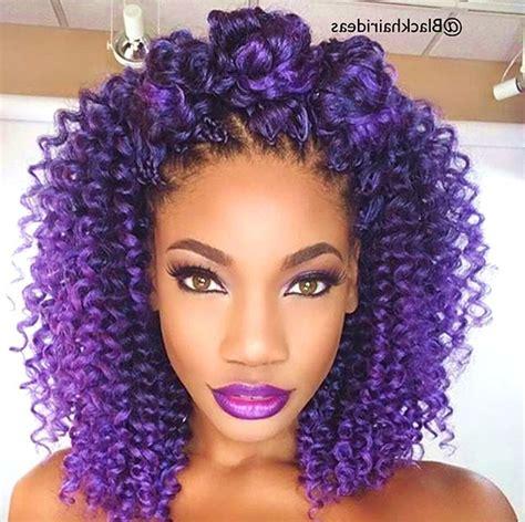Big Hair Donu2019t Care - 27 Dazzling Crochet Braids - Highpe