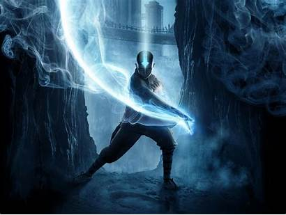 Airbender Last Avatar Aang Wallpapers Background Backgrounds