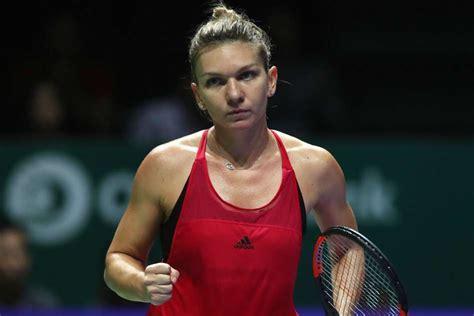 Caroline Wozniacki vs Simona Halep | TENNIS.com - Australian Open Live Scores, News, Player Ranking