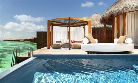 The Dazzling W Retreat And Spa Maldives by W Retreat And Spa Maldives Reviews Pictures Map