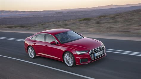 Audi A6 2019 by 2019 Audi A6 Top Speed