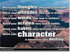 CHARACTER COUNTS! Greatest Quotes on Character