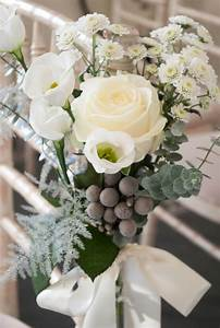 Winter Wedding Flowers At Eaves Hall Laurel Weddings