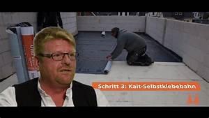 Flachdach Und Garage Selber Abdichten : flachdach verlegen und abdichten youtube ~ Orissabook.com Haus und Dekorationen