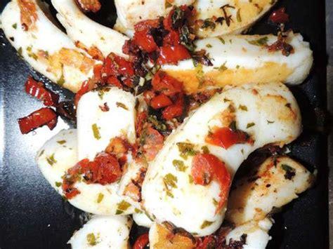 cuisiner la seiche recettes de blanc de seiche