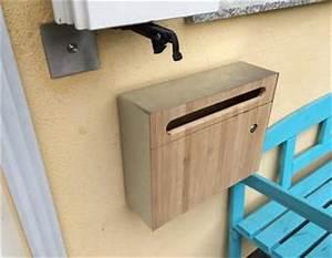Briefkasten Aus Holz : die besten 25 briefkasten modern ideen auf pinterest traditionelle briefkasten wandelanleihe ~ Udekor.club Haus und Dekorationen