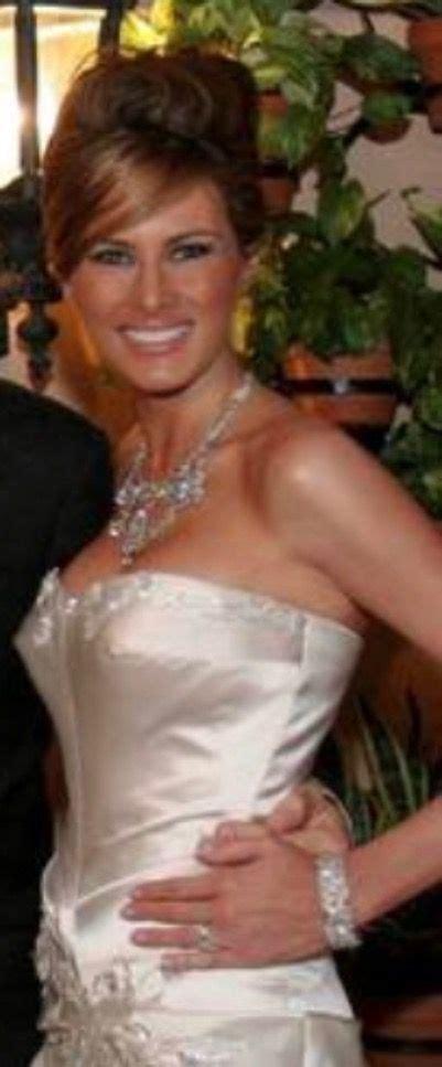trump jr donald linda melania weddings album ivanka