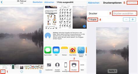 methoden iphone fotos drucken imobie einleitung