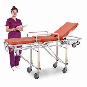 China Hospital Medical Luxurious Ambulance Stretcher