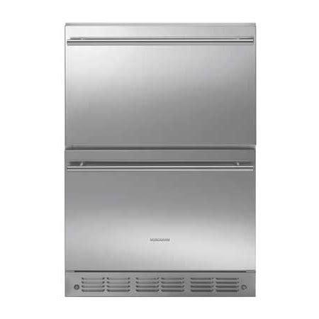 ge monogram  double drawer refrigerator zidshss