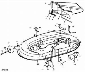 Scotts S1742 Parts List