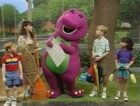 Barney and Friends Season 1