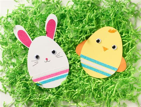 bunny  chick easter cards paper source blog