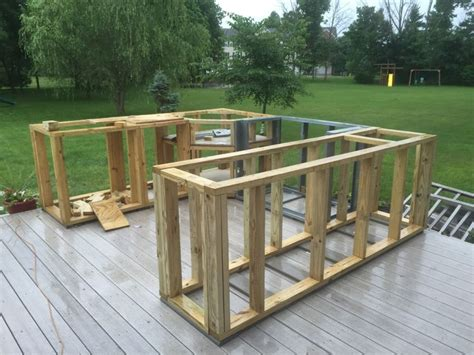 large portable kitchen island best 25 build outdoor kitchen ideas on