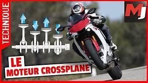 Moto Journal Youtube : yamaha r1 le crossplane comment a marche moto journal youtube ~ Medecine-chirurgie-esthetiques.com Avis de Voitures