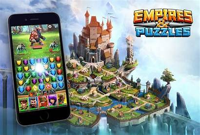 Puzzles Empires Games Giant Pc Mobile Features