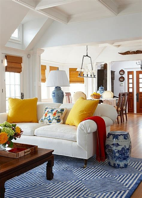 Fresh Living Room Decorating Ideas  Adorable Home