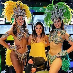 Rio Carnival Showgirls | Brazilian Carnival Dancers ...